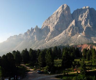 Tor der Dolomiten Peitlerkofel
