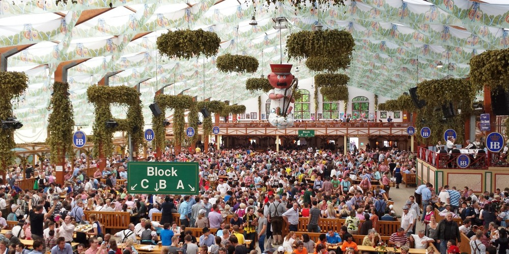 Oktoberfest 2015 Monaco di Baviera